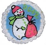 5 Н Весёлый снеговик от 1 кг